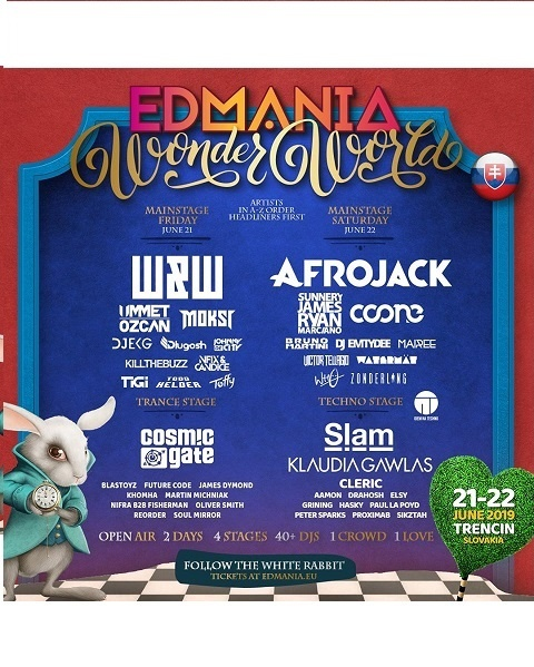 EDAMANIA OPEN AIR