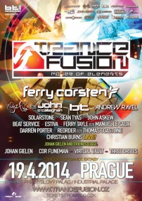 TRANCEFUSION Power of Elements
