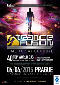 TRANCEFUSION Time To Say Goodbay