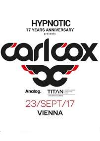 Carl Cox - 17 years Hypnotic